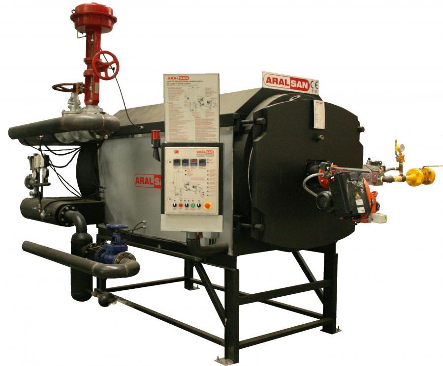Aralsan Steam Superheater