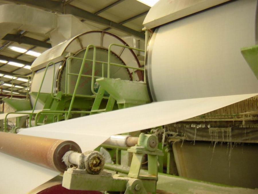 Buhar Kazanı Kullanım Alanı - Kağıt Üretimi