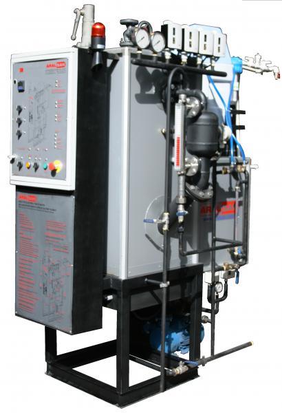 Elektrikli Buhar Kazanı / Buhar Robotu