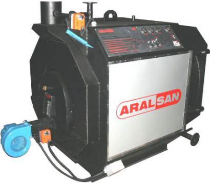 Solid Fuel Fired Preloading Hot Water Boiler